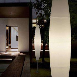 staande buitenlamp modern